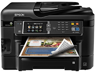 Epson WF 3640 Drivers Free Download
