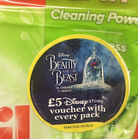 Persil Beauty and The Beast