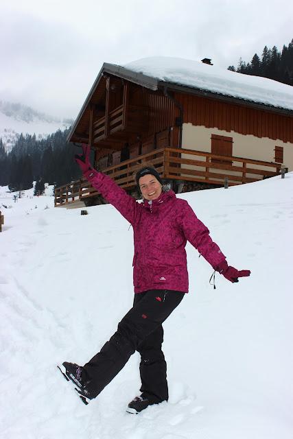 Ski les petites bulles de ma vie