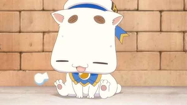 Anime Aria - Anime rileks - Aria lucu
