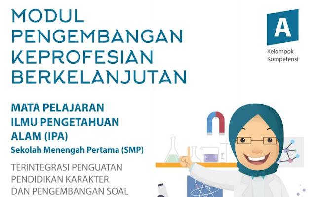 Modul PKB SMP Revisi 2017 Semua Mata Pelajaran