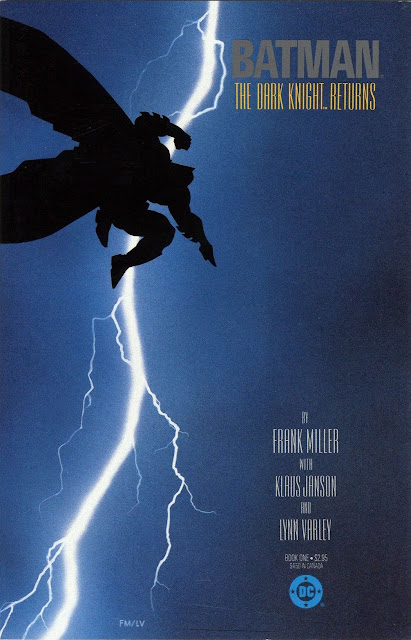 Batman v Superman Frank Miller The Dark Knight Returns