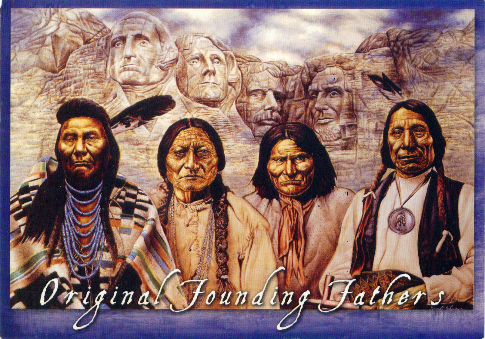 WORLD COME TO MY HOME UNITED STATES South Dakota - List of the founding fathers of the united states