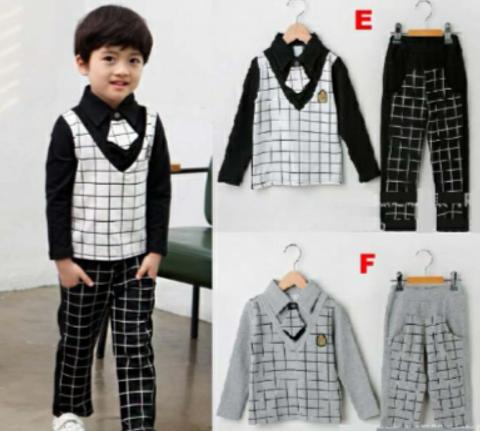 model baju anak laki laki 2 tahun