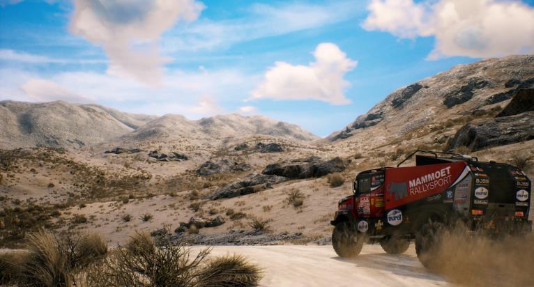 Dakar 18 pc full español
