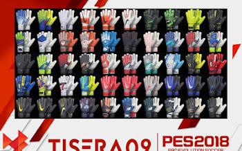 GlovePack   V5   PES2018   PC   Season 2019-2020 By Tisera09