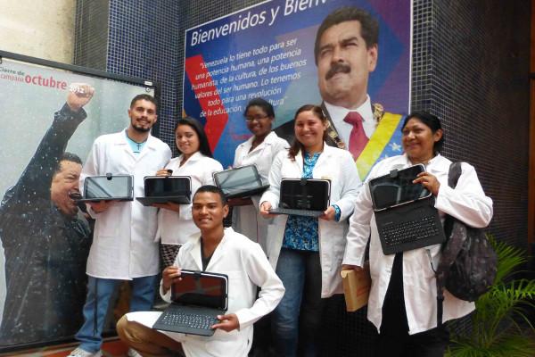 Modelo Gestión Comunicacional Poder Popular Venezolano