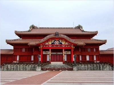 ปราสาทชูริ (Shuri Castle)