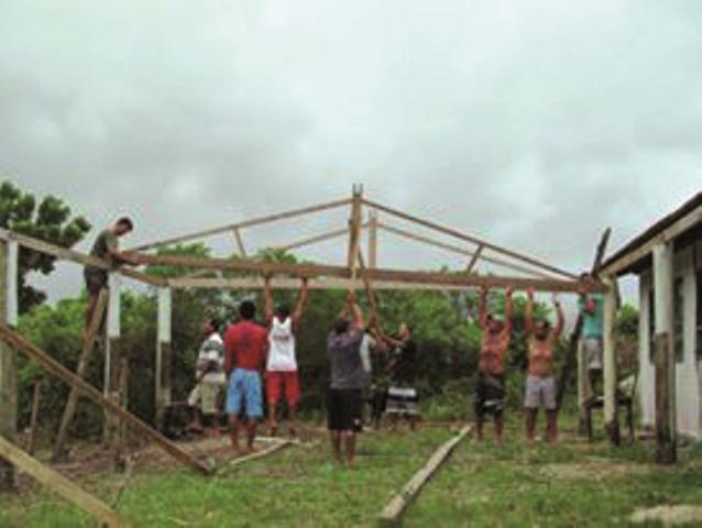 Comunidade Tradicional Caiçara da Enseada da Baleia em Cananéia