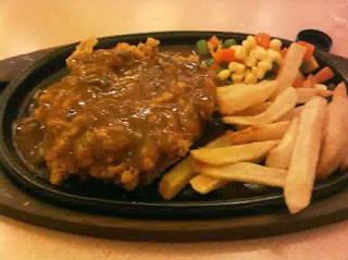 Resep Membuat Burger Steak