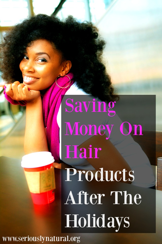 Saving Money On Hair Products After The Holidays | Making Life Simpler In 2016