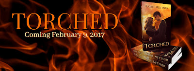 TORCHED Cover Reveal