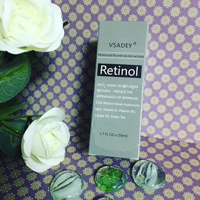 vsadey, retinol,