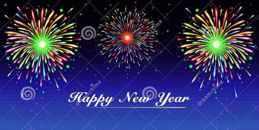 Happy New Year 2016 Firework Images HD
