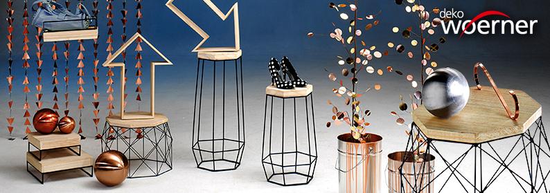 innovative deko aufbauten. Black Bedroom Furniture Sets. Home Design Ideas