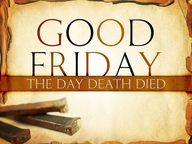 Good Friday SMS in English for Friends