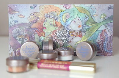 Neve Cosmetics - Sisters of Pearl Collection