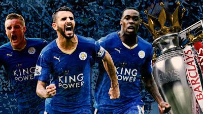 L'équipe de Leicester est championne d'Angleterre