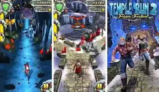 لعبة Temple Run 2 apk Hack Mod مهكرة، تنزيل لعبة تمبل ران 2 مهكرة جاهزة اخر تحديث للاندرويد
