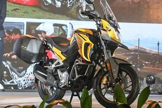 Honda_CB190X_tourism_resmi_diluncurkan_di_Cina-17