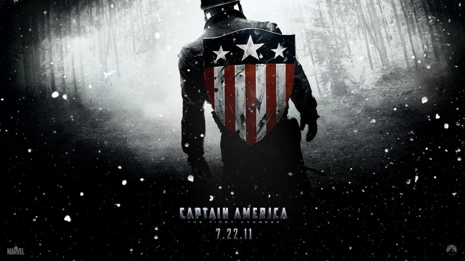 Wallpaper Coolest Captain America The First Avenger Movie