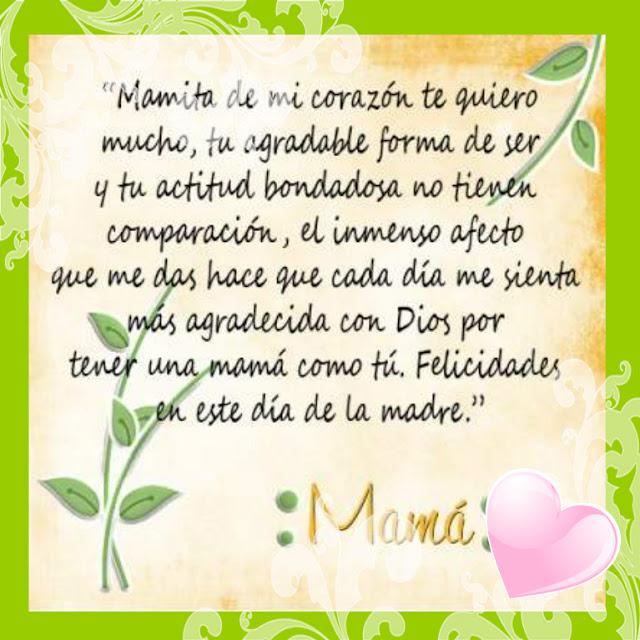 imágenes con frases bonitas para las madres