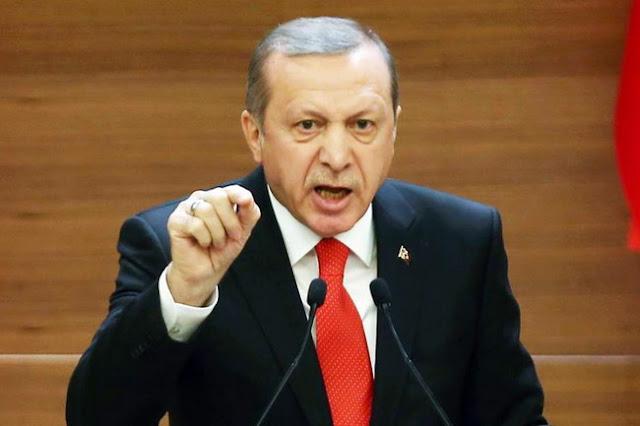 Ο Ερντογάν και οι μαντίλες στη Θράκη