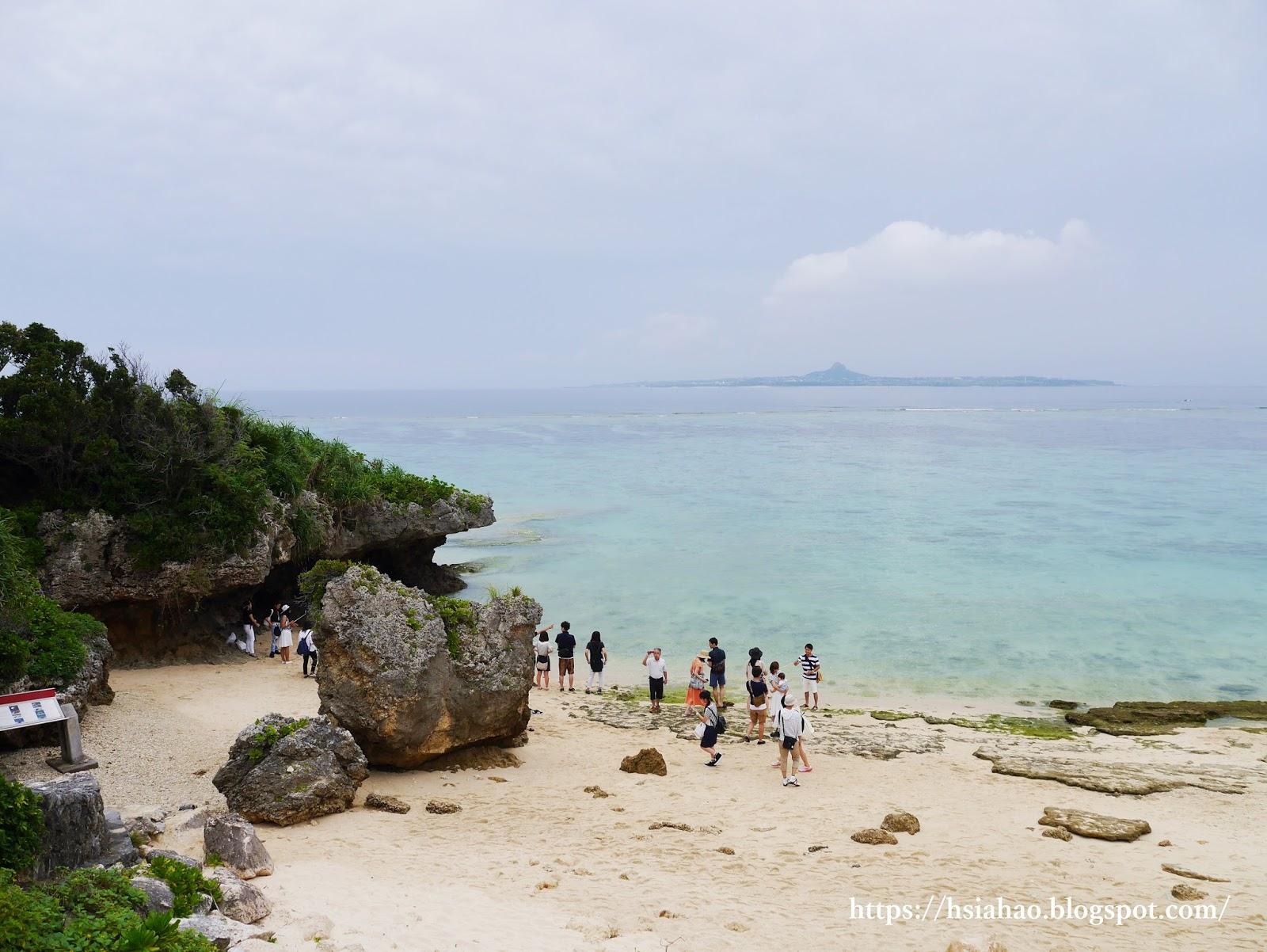 沖繩-海洋博公園-美麗海水族館-海灘-景點-自由行-旅遊-旅行-okinawa-ocean-expo-park-Churaumi