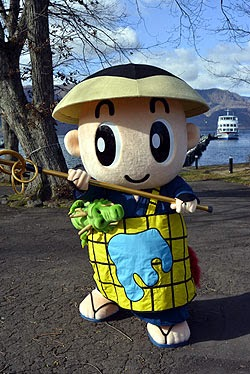 Nansoboya Lake Towada Monk Towadako Mascot Character
