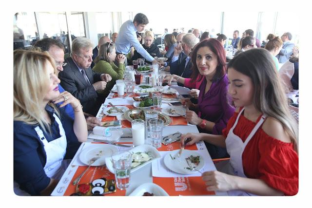 Gaziantep yöresel yemekleri workshop