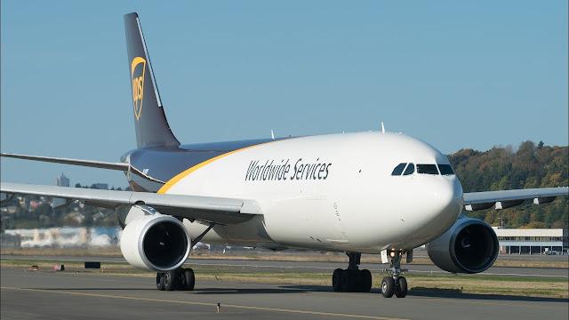 UPS Worldwide Service - Airbus A300-600F Kargo Uçağı