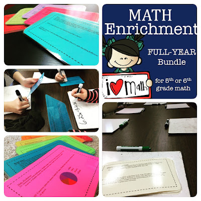https://www.teacherspayteachers.com/Product/Math-Enrichment-Full-Year-Bundle-6th-Grade-Math-Task-Cards-1544508