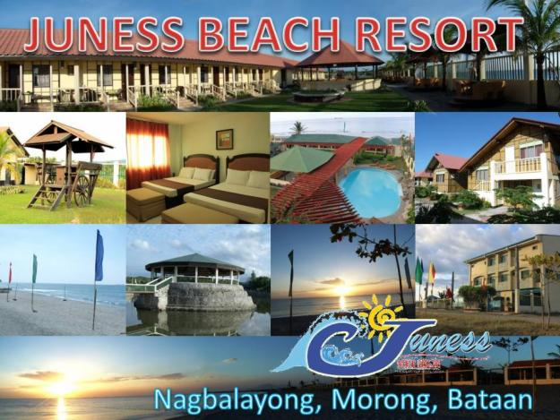 Juness Beach Resort Morong Bataan
