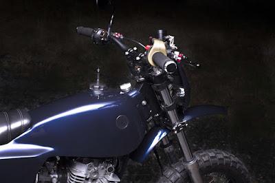 Yamaha XT 600 Manillar Scrambler
