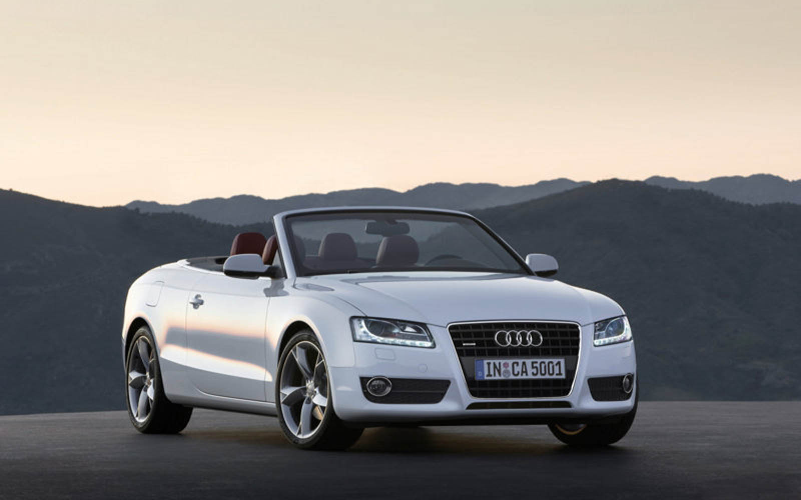 Wallpaper Audi A5 Cabriolet Car Wallpapers 2010 Wiring Diagram