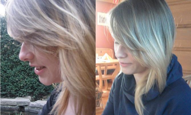 Jak Skutecznie Powrócić Do Naturalnego Koloru Włosów Kreuję Swoje