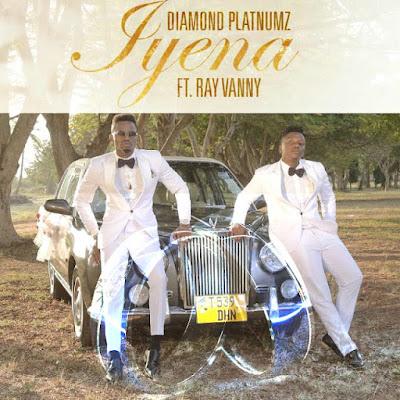 AUDIO | Diamond Platnumz Ft Rayvanny - Iyena (Official song)