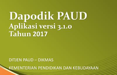Dapodik PAUD V. 3.1.0/Arsip Guru Trampil