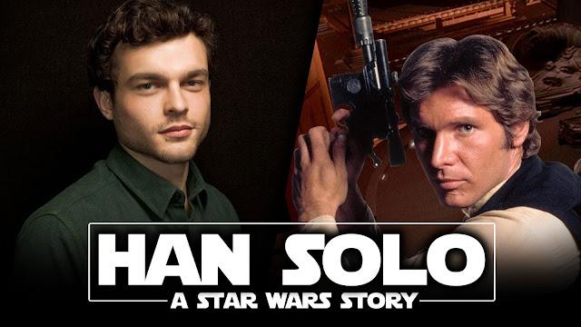 Solo: A Star Wars Story (25 Mei 2018 - USA)