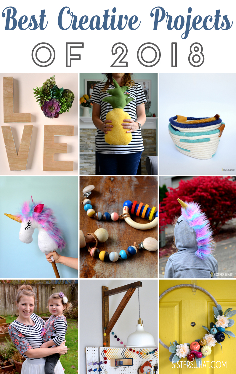 10 best creative craft projects