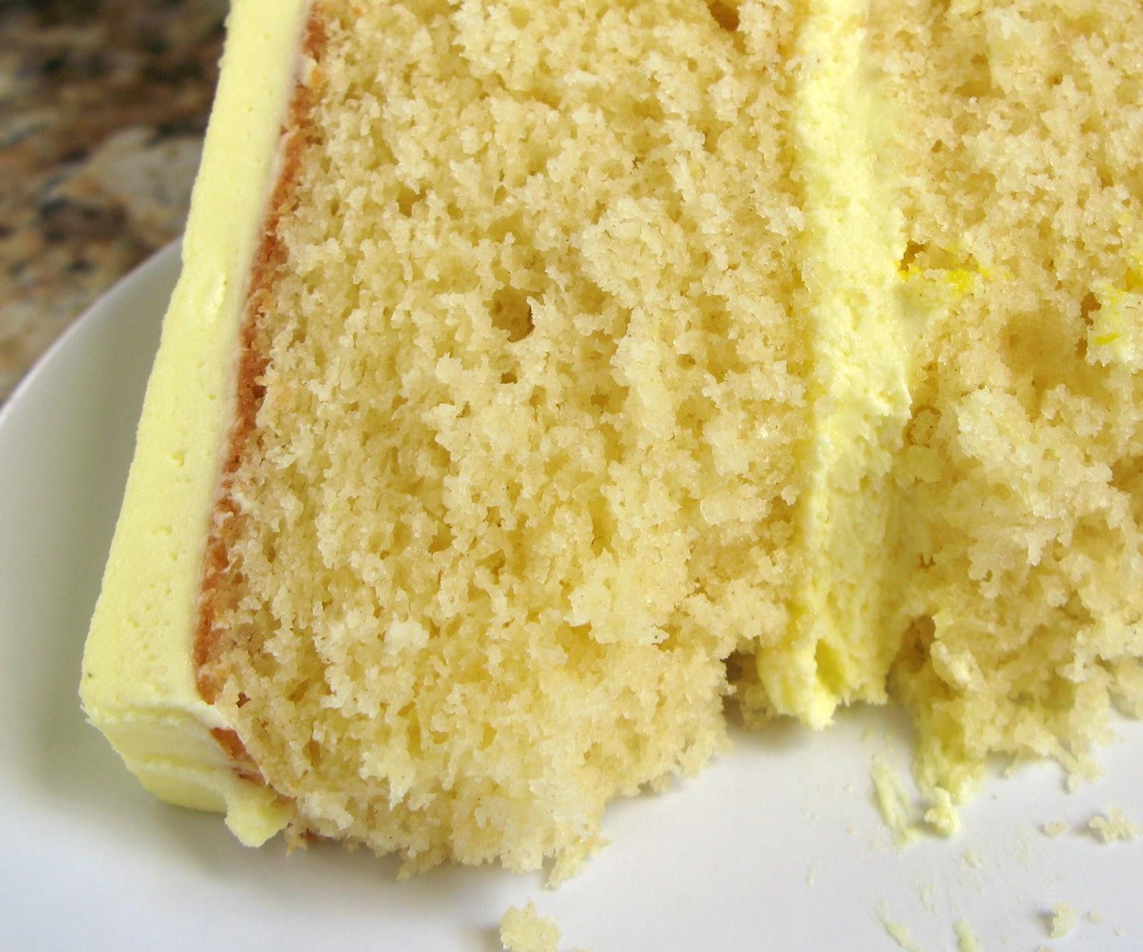 High Altitude Yellow Cake Recipe