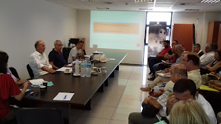 «Συνάντηση φορέων για την οργάνωση και Διαχείριση Κινδύνων Πλημμύρας στη Δυτική Αθήνα» (PHOTOS)