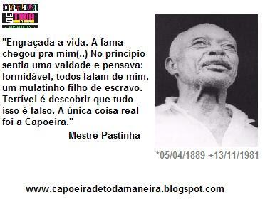 Capoeira De Toda Maneira 13 De Novembro De 1981 O Adeus A