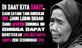 Kumpulan Gambar Dp BBM Sedih Ucapan Selamat Hari Ibu 22 Desember