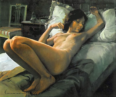 José Casanova Luján, Artistic nude, The naked in the art,  Il nude in arte, Fine art, José Casanova