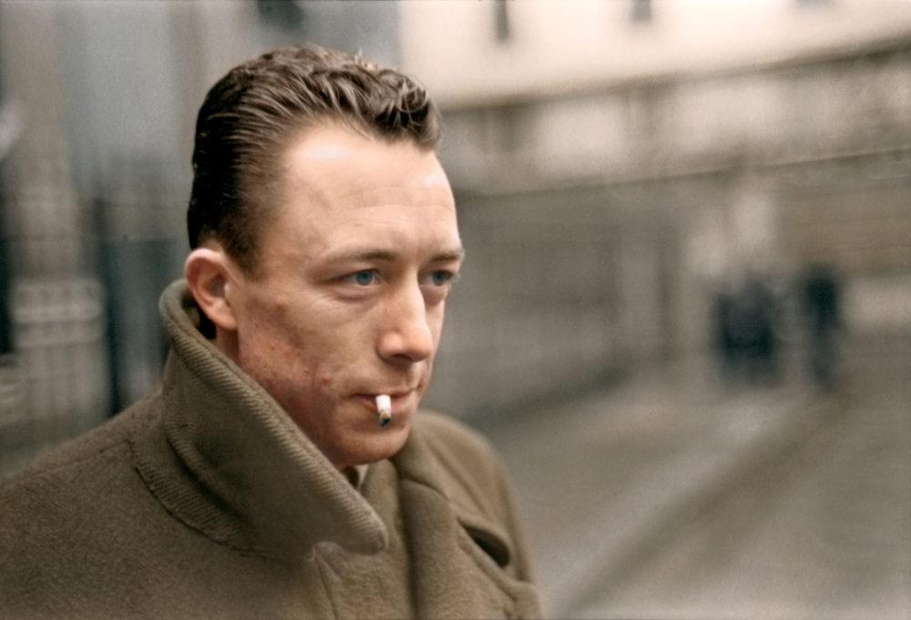 Frases De Albert Camus Ex Isto Existencialismo E Psicologia