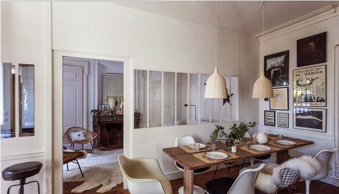 Mesas plegables o abatibles para la cocina decoraci n - Como mantener la casa limpia y perfumada ...