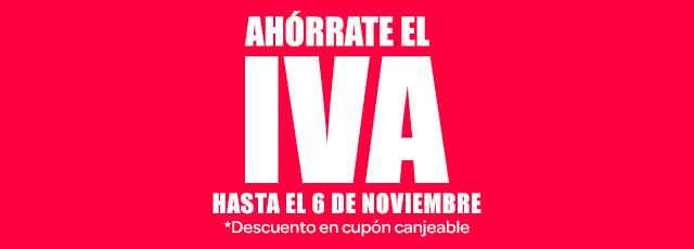 Top 10 ofertas Ahórrate el IVA de Carrefour Online