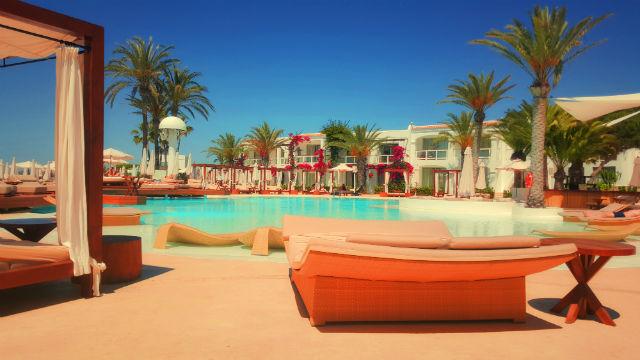 Vacaciones en complejos hoteleros