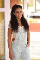 Mishti Chakraborty in lovely Jumpsuit and crop top at Wings Movie Makers Production No 1 movie launch ~  Exclusive 13.JPG